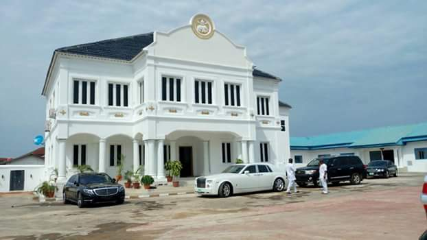 Image result for The Ooni's Palace (Ile Oodua)